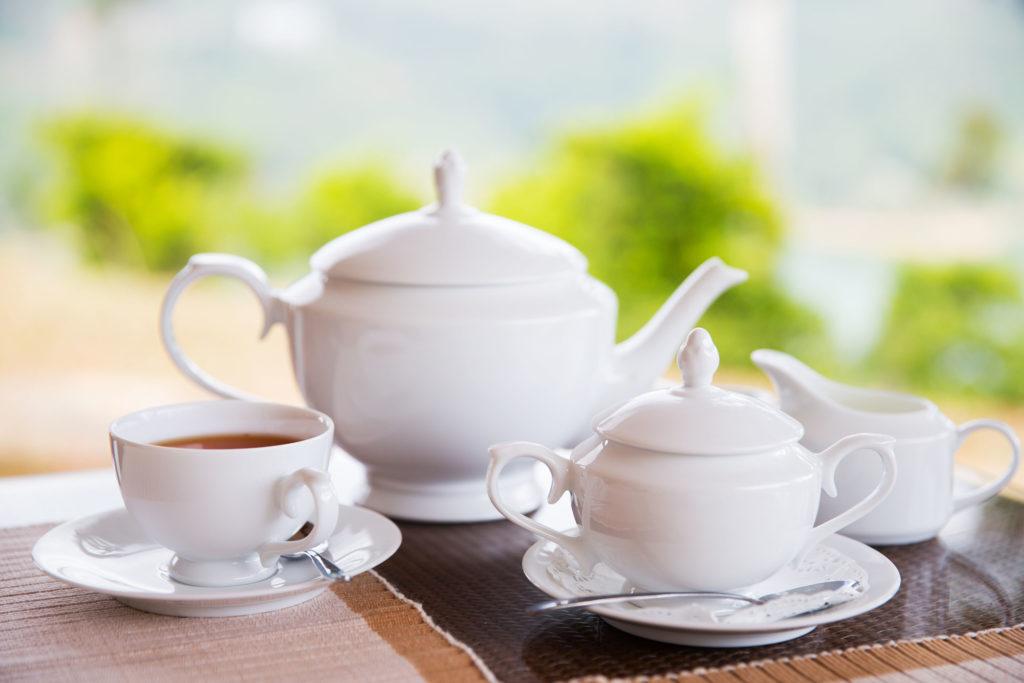 come fare il tè