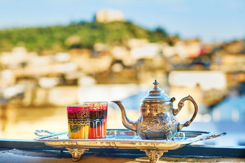 Tè Marocco