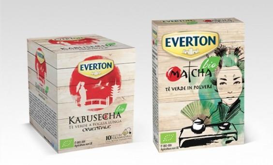 L'Oriente in tazza con i tè giapponesi Everton
