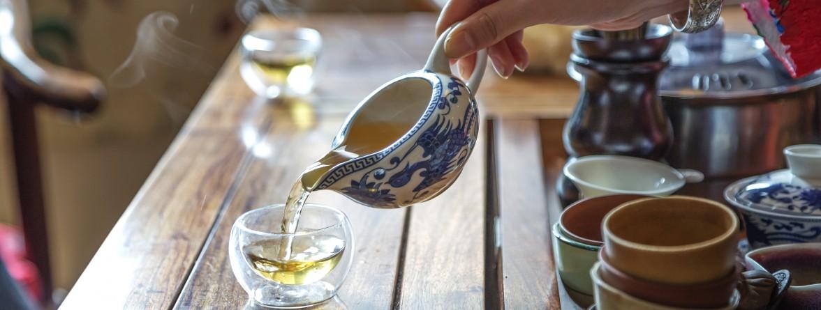 Una tazza di tè, made in Taiwan