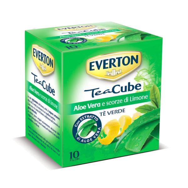 Tè Verde con Aloe Vera e Scorze di Limone