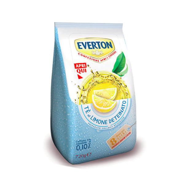 Tè Solubile Deteinato al Limone