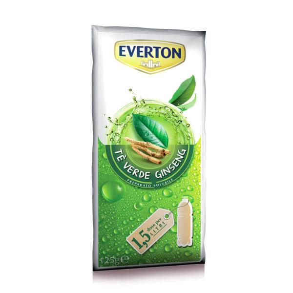 Tè Solubile Verde e Ginseng