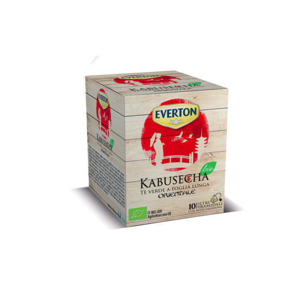 Tè Verde Kabusecha