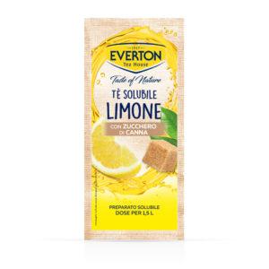 Tè Solubile al Limone con Zucchero di Canna