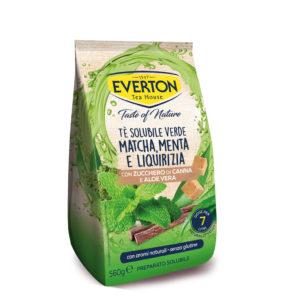 Tè solubile Matcha Menta Liquirizia