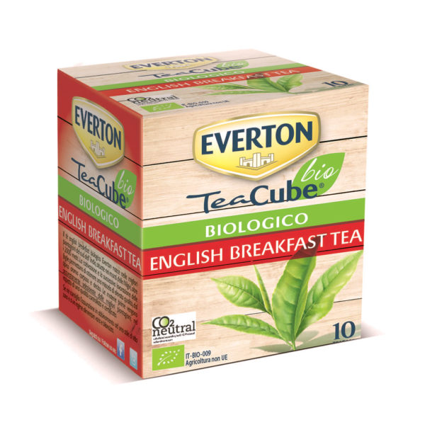 Tè English Breakfast Bio