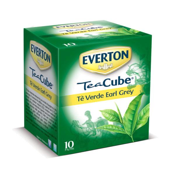 Tè Verde Earl Grey