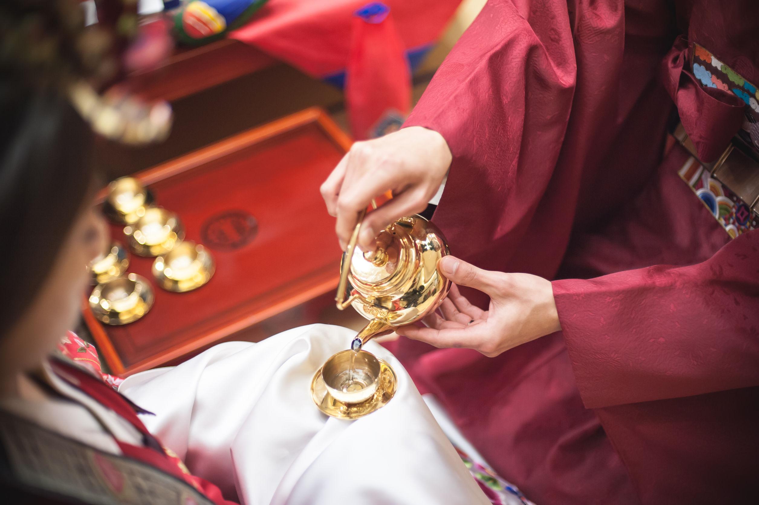 Il tè nel mondo: viaggio nel rito coreano