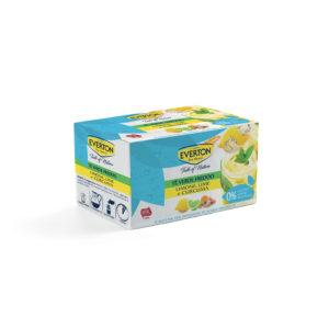 Te Verde freddo Limone, Lime & Curcuma