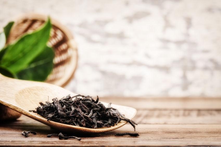 Tipi di tè nero